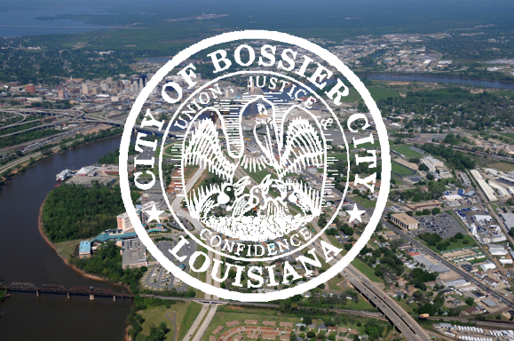 City of Bossier City Website Home page2