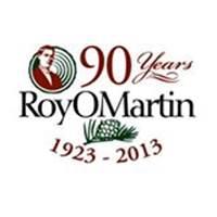 Roy O Martin Logo